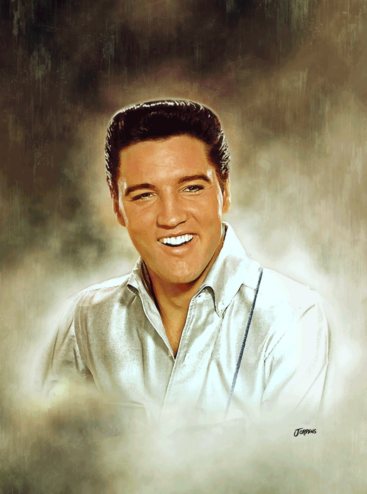 Elvis Presley by PMESOFT